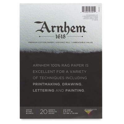 Arnhem 1618 Paper Pads by Speedball