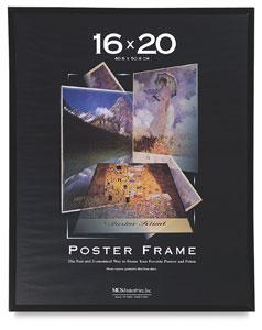 MCS Large Format Poster Frames