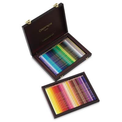 Caran d'Ache Supracolor Soft Aquarelle Pencil Sets