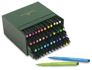 Faber-Castell Pitt Artist Pens and Sets