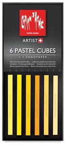 Caran d'Ache Pastel Cubes Sets