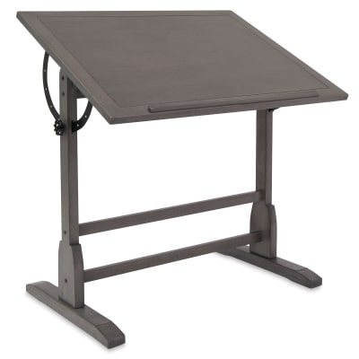 Studio Designs Slate Grey Vintage Drafting Table