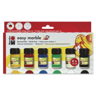 Marabu Easy Marble Paint