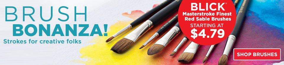 art supplies from blick art materials