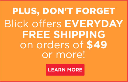 Free Shipping on orders $119 or more!