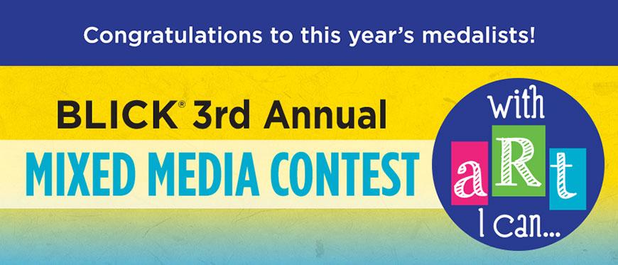 Mixed Media Contest Header