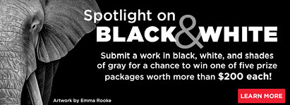 Black & White Art Challenge