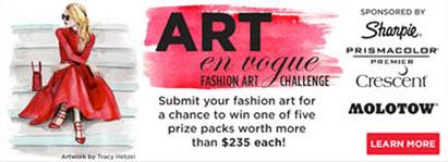 Fashion Art Challenge