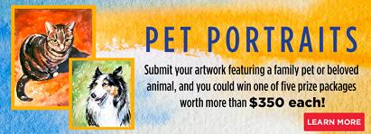 Pet Portraits Challenge