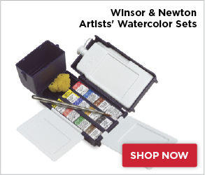 Winsor and Newton Artists' Watercolor Sets