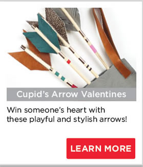 Cupids Arrow Valentines