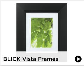 Blick Vista Frames