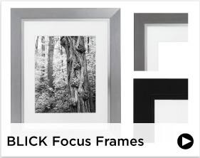 Blick Focus Frames