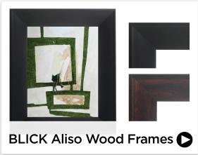 Blick Aliso Wood Frames