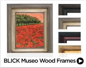 Blick Museo Wood Frames