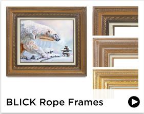 Blick Rope Frames