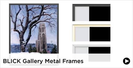Blick Gallery Metal Frames