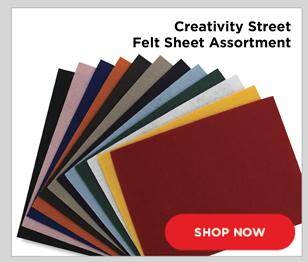 felt sheets
