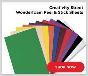 wonderfoam peel and stick sheets