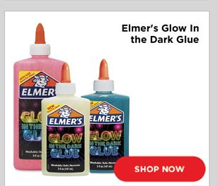 Elmers Glow in the Dark Glue