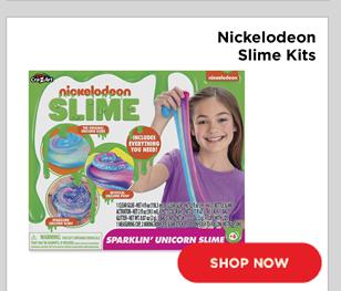 Nickelodeon Slime Kits