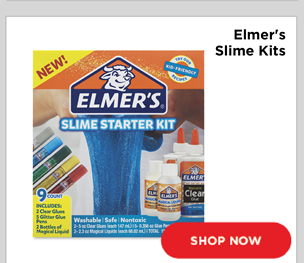 Elmers Slime Kits