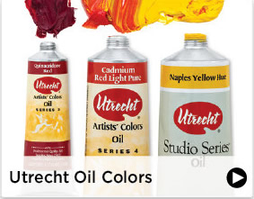 Utrecht Oil Colors