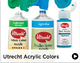Utrecht Acrylic Colors
