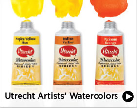 Utrecht Artists' Watercolors