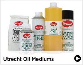 Utrecht Oil Mediums