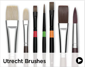 Utrecht Brushes