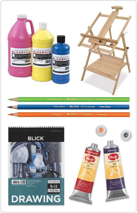 e603939d9f6 Blick Affiliate Program. Thank you for being a Blick Art Materials ...