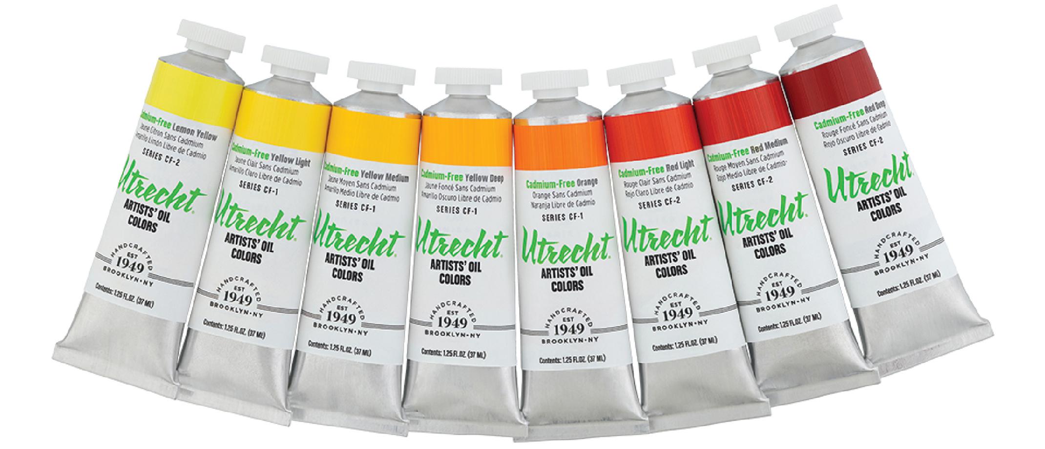 Utrecht Oil Paint Quality