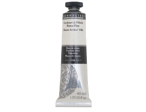 FREE! 40 ml Titanium White when you buy any four tubes of Sennelier Artists' Extra Fine Oil Paint.