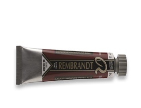 FREE! 15 ml Permanent Madder Deep when you buy $40 worth of Rembrandt Artists' Oil Colors.