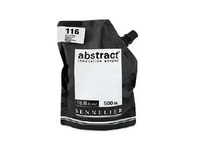 FREE! 120 ml Titanium White Sennelier Abstract Acrylic  when you buy any two, 120 ml Sennelier Abstract Acrylics.