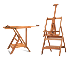Special Price! 50% off select Richeson Lyptus Wood Lobo Easels.