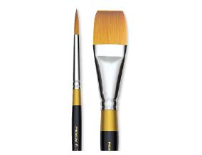 FREE! 6 Round Kingart Original Gold Brush  when you buy any Kingart Original Gold Brush.