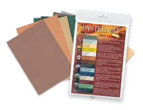 FREE! Pastelmat 14-Color Sampler Pack w/PanPastel Artists' Paint Pastel Set of 20.