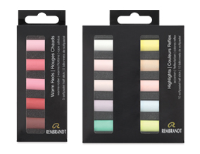 Buy one 5ct or 10ct Rembrandt Half stick Pastels. Get one of the same size and type free.