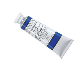 FREE! 37 ml Ultramarine Blue when you buy three tubes of M. Graham Artists' Oil Colors.