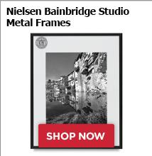 Nielsen Bainbridge Studio Metal Frames