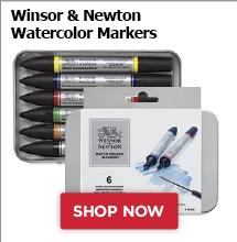 Winsor Newton Watercolor Markers