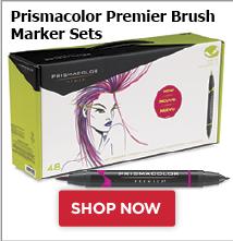 Prismacolor Premier Brush Marker Sets