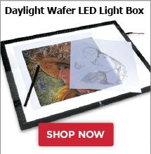 Daylight Water LED Light Box