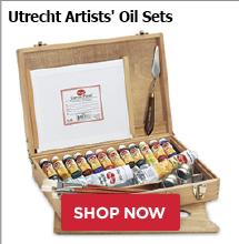 Utrecht Artists Oil Sets