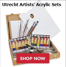 Utrecht Artists Acrylic Sets
