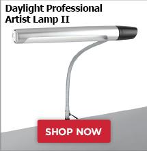 Daylight Professional Artist Lamp II