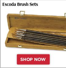 Escoda brush sets