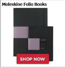 Moleskine Folio Books